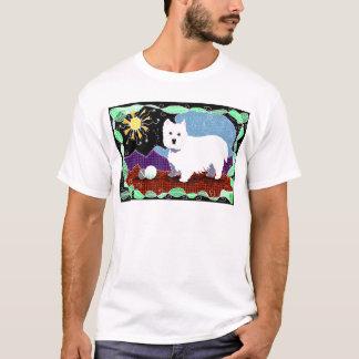 Westie Patchwork T-Shirt