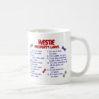 WESTIE PL2 COFFEE MUG