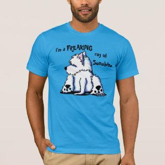 Westie Ray of Sunshine T-Shirt