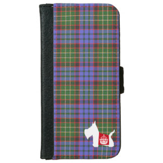 Westie Royal Crown iPhone 6 Wallet Case