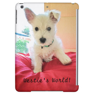 "Westie""s World! Adorable Westie Puppy"