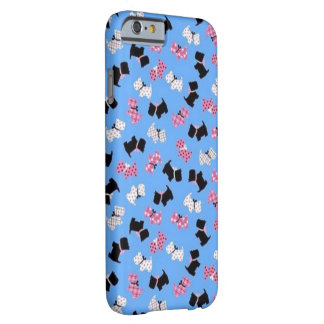 Westie Scottie Dog iPhone Case