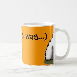Westie/Scottie (...wag, wag, wag...) Mug