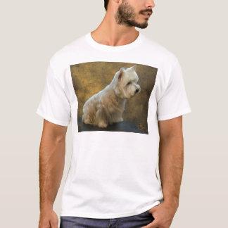 Westie sitting T-Shirt
