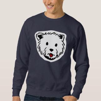 Westie Woof Sweatshirt