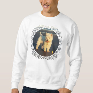 Westies and the Ocean Sweatshirt
