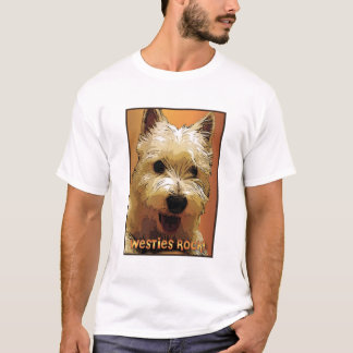 westies-rock3 T-Shirt