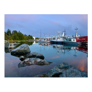 Westivew Boat Harbor Postcard