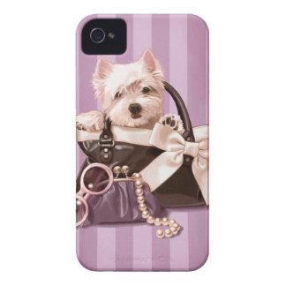 Westland Terrier iPhone 4 Case-Mate Cases
