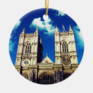 Westminster Abbey Ceramic Ornament