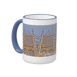 Westminster Abbey, London, U.K. Ringer Mug