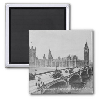Westminster Bridge and the Houses of Magnet