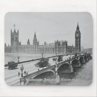 Westminster Bridge and the Houses of Mouse Pads
