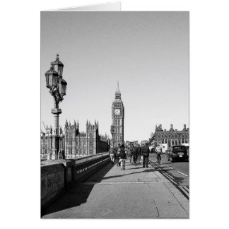 Westminster Day Card