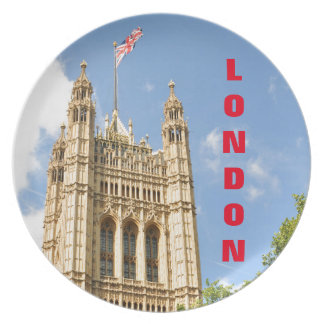 Westminster in London, UK Party Plate