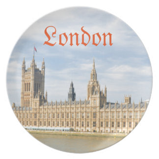 Westminster in London, UK Party Plates