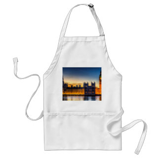 Westminster London Apron