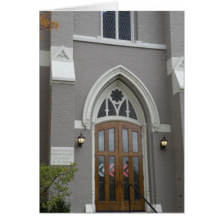 Westminster Presbyterian Church, Grand Rapids, MI Card