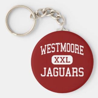 Westmoore - Jaguars - High - Oklahoma City Keychains