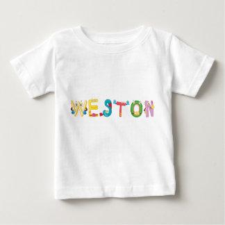 Weston Baby T-Shirt