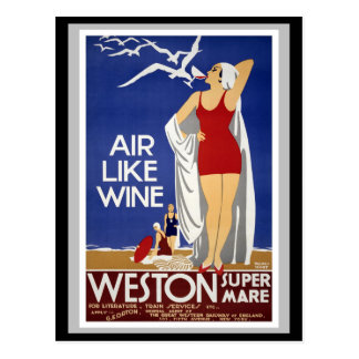 Weston Super Mare Postcards