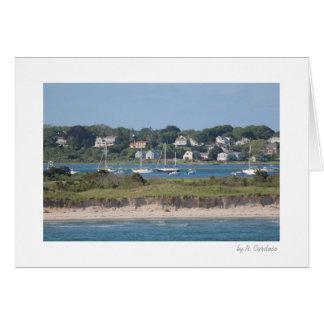 Westport Harbor Card