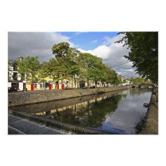 Westport, Ireland. The Atlantic town of Photograph