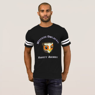 Westside Owlbears Varsity Archery Team Tee (Dark)
