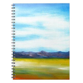 WestTexasLandscape Notebooks