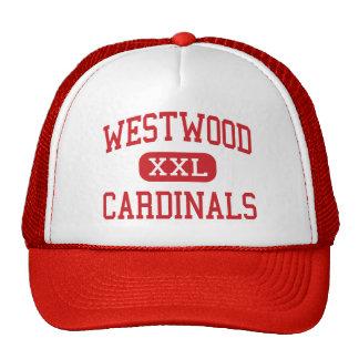 Westwood - Cardinals - High - Washington Township Cap