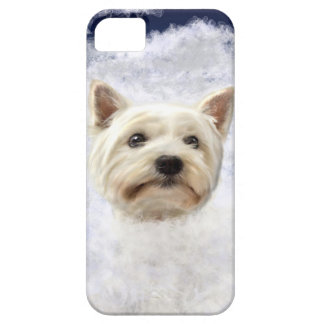 Westy in the Clouds iPhone 5 Case