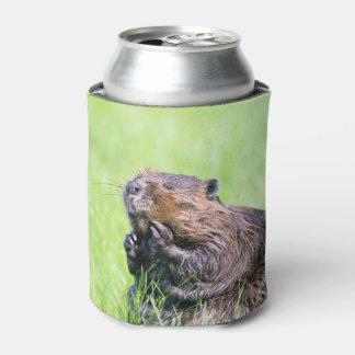 Wet Beaver Can Cooler