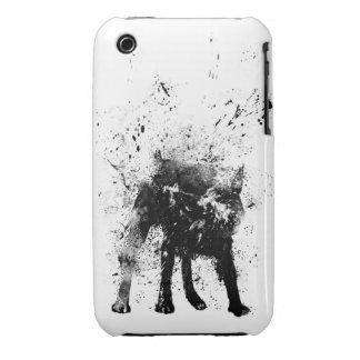 wet dog iPhone 3 case