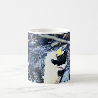 Wet dog coffee mug