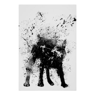 Graffiti posters from Zazzle