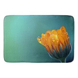 Wet Flower Bath Mat