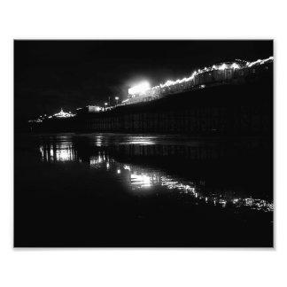 Wet Light Photo Print