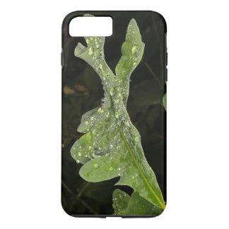 Wet Oak Leaf iPhone 7 Plus Case