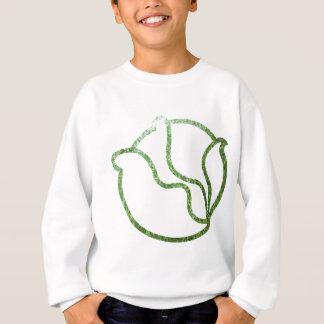 Wet Pine Head of Cabbage Sweatshirt