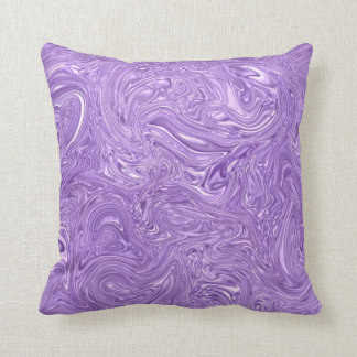 Wet Purple Pillows