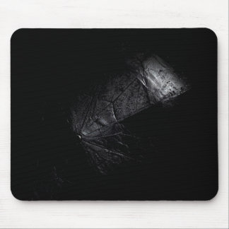 Wet umbrella. mouse pad