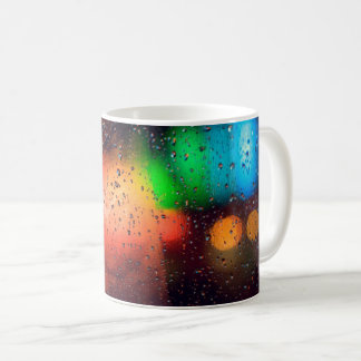 Wet Window Coffee Mug