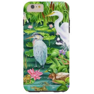 Wetland Wonders Tough iPhone 6 Plus Case