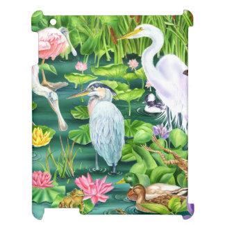 Wetlands Wonder iPad Cover