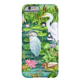 Wetlands Wonder iPhone Case
