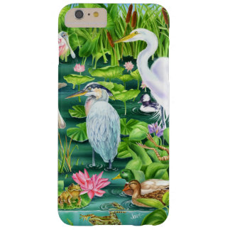 Wetlands Wonders Barely There iPhone 6 Plus Case