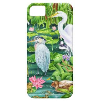 Wetlands Wonders iPhone 5 Case