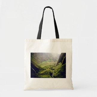 Wettest Spot On Earth (365 Days Of Rain) - Kauai Tote Bag