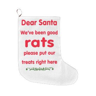 we've been good rats