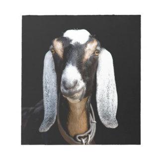 We've got Your Goat Notepad